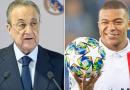 Mbappé à Florentino Pérez fait déjà rêver le Real