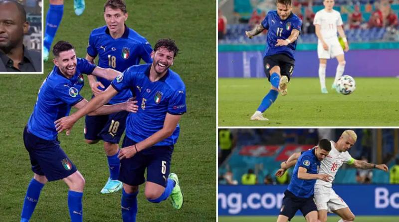 Patrick Vieira explique ce qu'il manque à l'Italie pour remporter l'Euro
