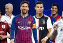 Les 100 meilleurs joueurs des 20 dernières années