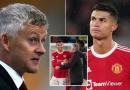 Solskjaer prend très cher après sa décision sur Cristiano Ronaldo
