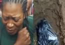 la famille éplorée de Caroline Ndiale s'exprime